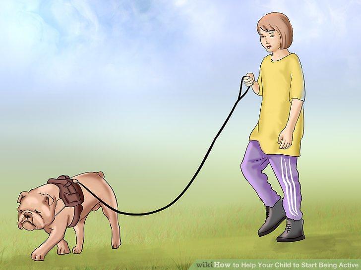 Ermutigen Sie die Verantwortung für Haustiere.