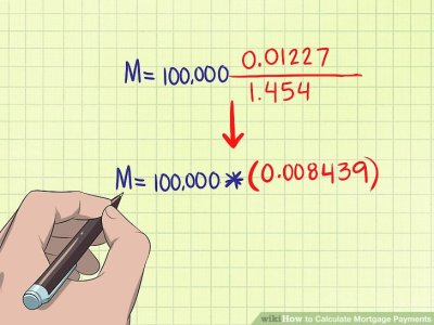 How to Calculate Mortgage Payments (with Examples) - wikiHow