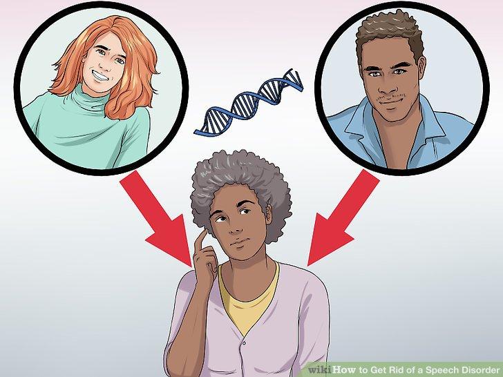 Sehen Sie, ob Ihre Sprachbehinderung genetisch ist.