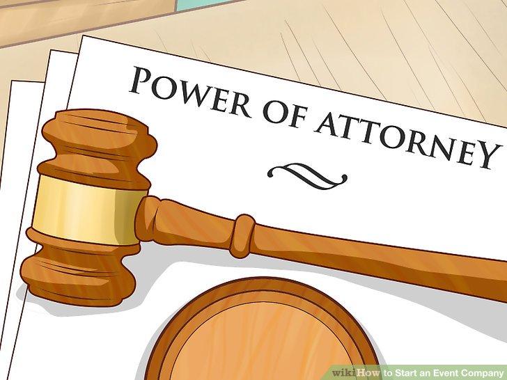 Stellen Sie einen Anwalt ein, der Sie bei Geschäftsverträgen unterstützt.