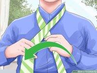 3 Ways to Tie a Knit Tie - wikiHow