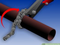 How to Cut Cast Iron Pipe: 7 Steps (with Pictures) - wikiHow