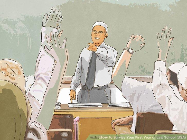 Tun Sie Ihr Bestes, wenn Sie im Unterricht angesprochen werden.
