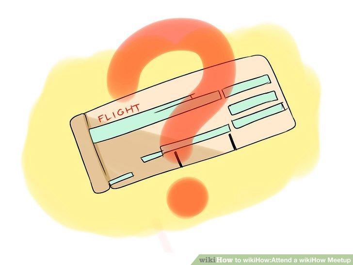 Senden Sie eine E-Mail an Anna, um zu erfahren, ob Sie die wikiHow-Reisekostenzuschuss erhalten.