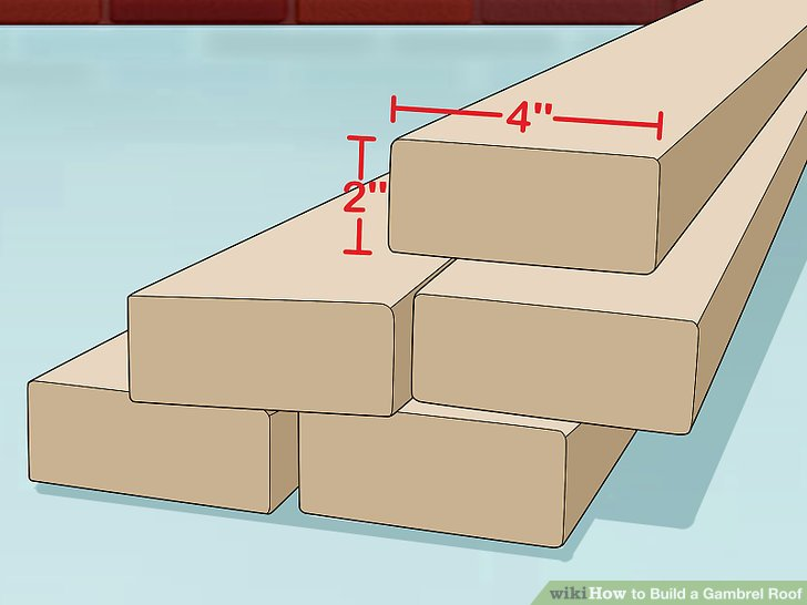 What Size Should Roof Rafters Be