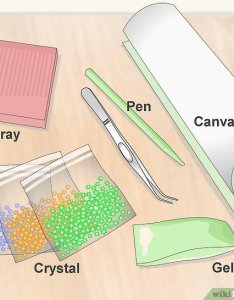 Image titled diamond paint step also how to steps with pictures wikihow rh