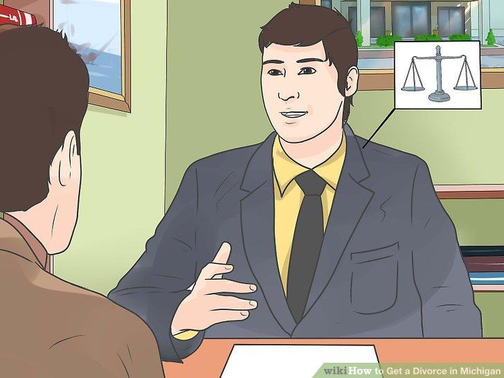 Stellen Sie fest, ob Sie einen Anwalt benötigen.