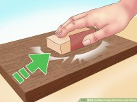 How to Mod Podge Pictures onto Wood (with Pictures) - wikiHow