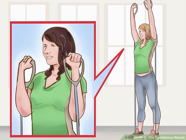 Drücken Sie auf die Schulter, um Ihre oberen Schultern zu verbessern.