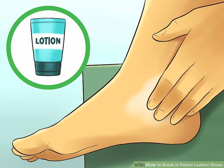 Break in Patent Leather Shoes Step 16.jpg