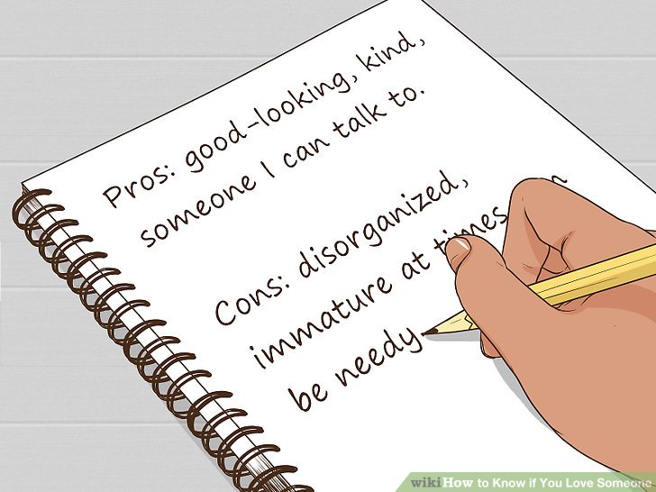 Artılarını ve eksilerini bir listesini yapın.