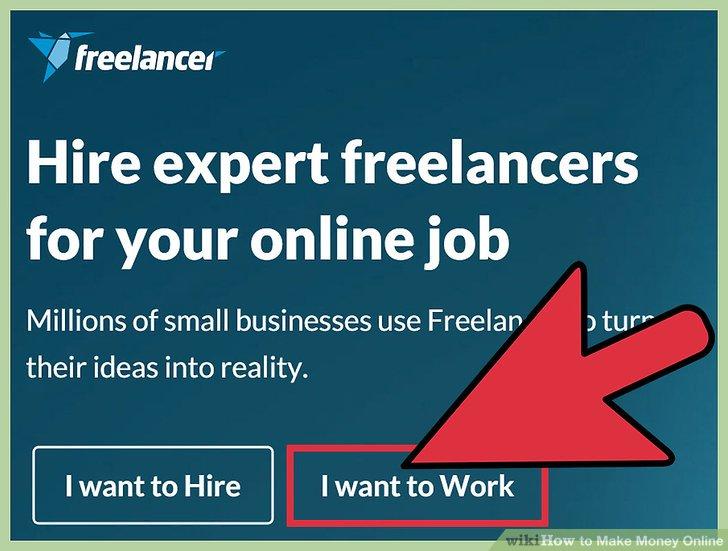 Arbeit suchen.