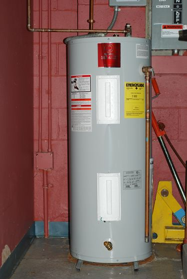 Water Heater Fuse Box