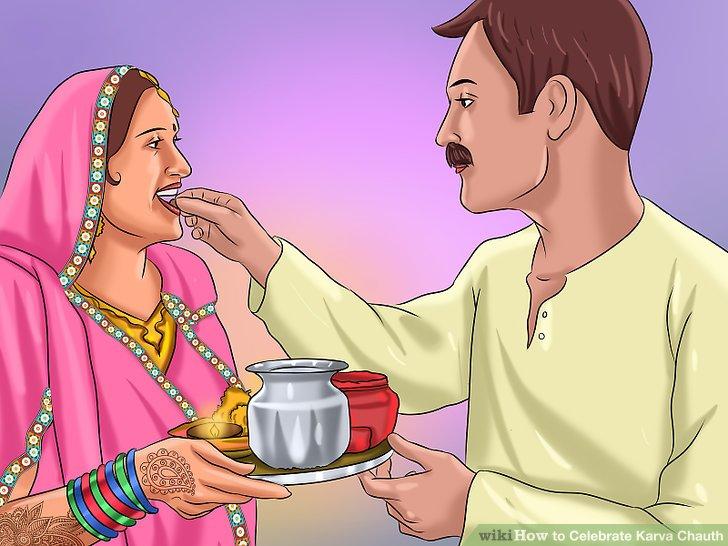 Binden Sie Ihren Ehemann (oder Verlobten) ein.