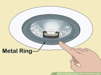 How to Change a Lightbulb in a Recessed Light: 14 Steps