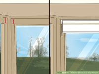 4 Ways to Fit Roller Blinds in a Bay Window - wikiHow