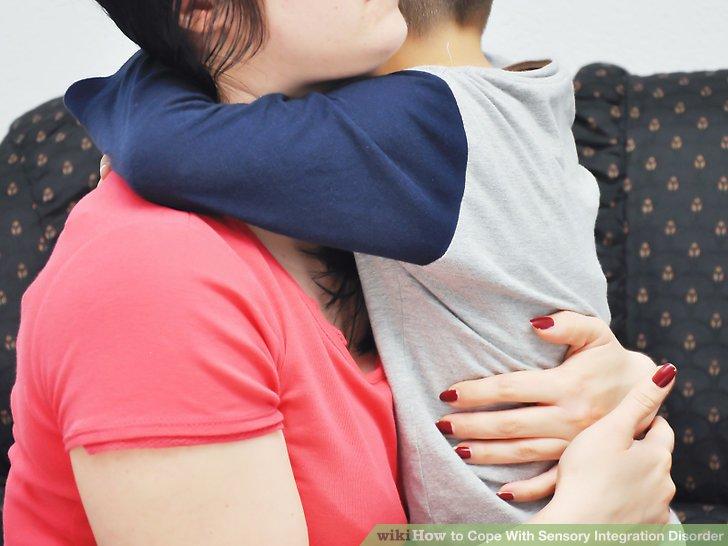 Geben Sie Ihrem Kind viel Sicherheit.