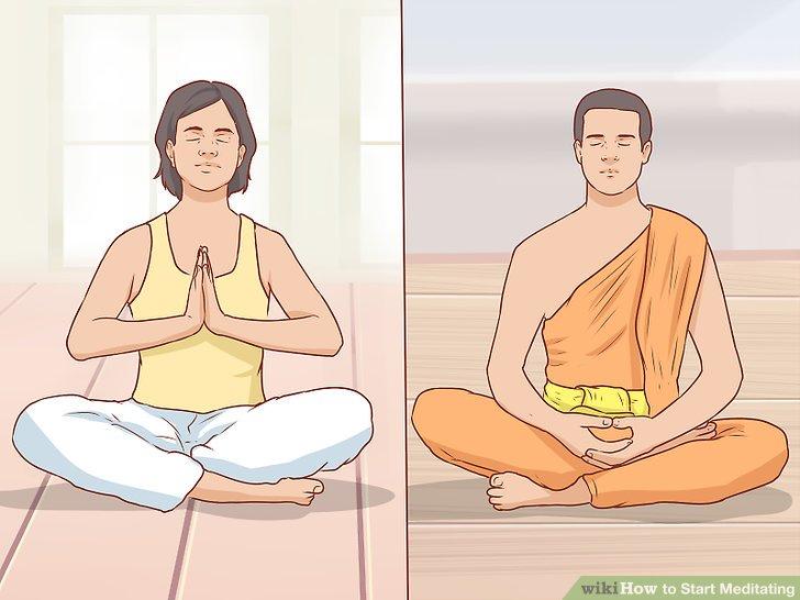 Consider specific styles of meditation.