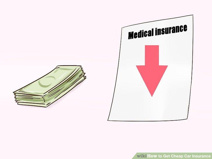 Kaufen Sie die minimale Krankenversicherung.