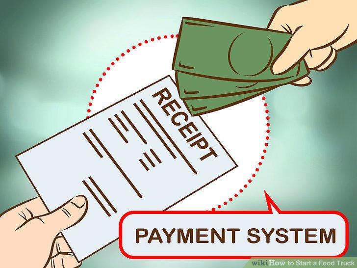 Zahlungsstrukturen einrichten.