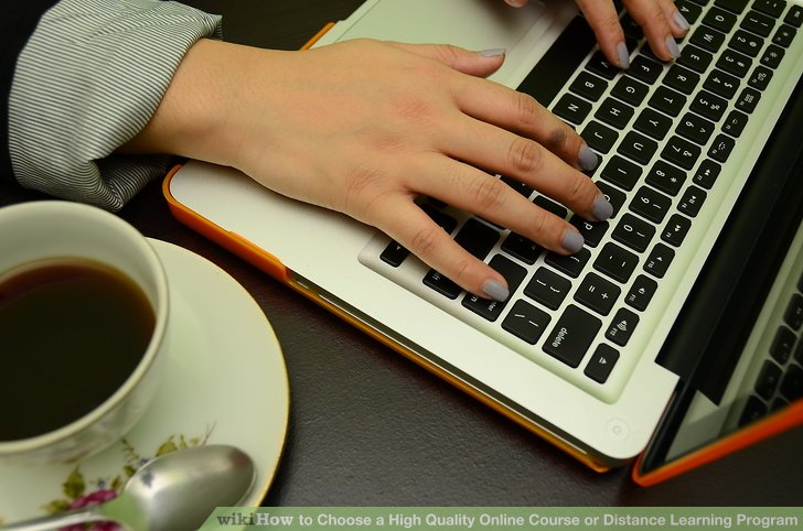 Image Led Choose A High Quality Course Or Distance Learning Program Step 4