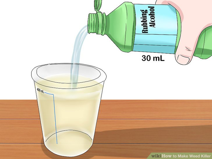 How to Make Weed Killer - Practical Information