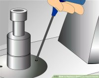 How to Replace a Bathroom Faucet Handle (with Pictures ...