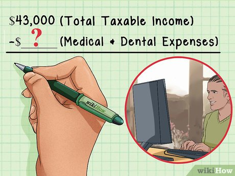 How to calculate taxable income