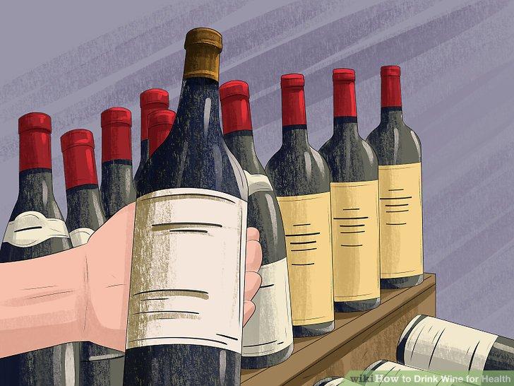 Nehmen Sie eine Flasche Pinot Noir mit.