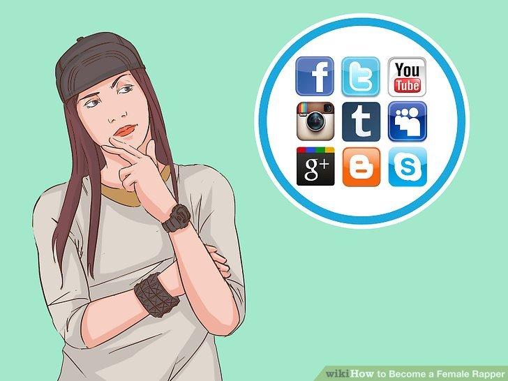 Work on your social media presence.