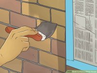 How to Paint a Brick House: 6 Steps (with Pictures) - wikiHow