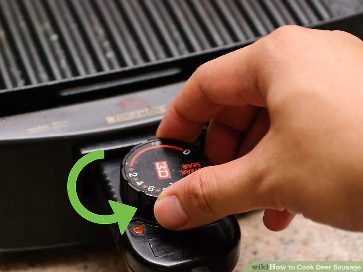 Heat your grill to a medium temperature.