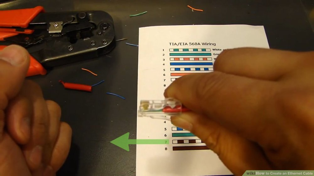 medium resolution of ethernet end wiring