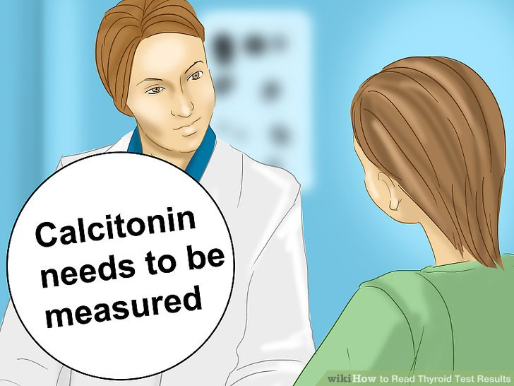 Have your calcitonin measured.