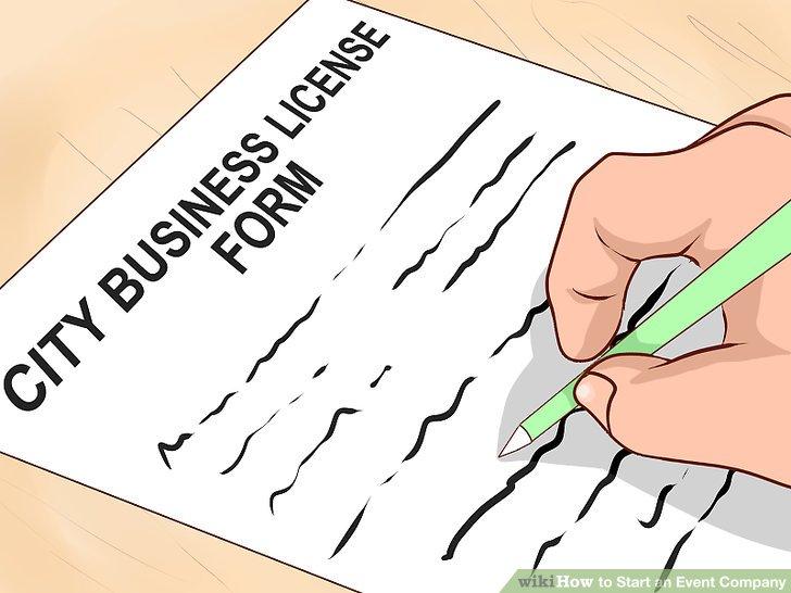 Beantragen Sie eine Gewerbeberechtigung online oder per Post.