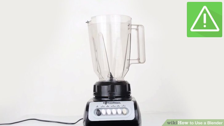 kitchen blenders chef design how to use a blender 12 steps with pictures wikihow image titled step 1