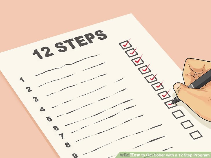 Do the steps in order.