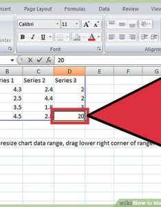 Image titled make  bar chart in word step also how to with pictures wikihow rh