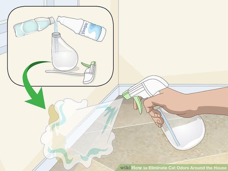 Use a vinegar cleaner.