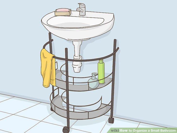 Wie ist es gemacht? - Wie organisiert man ein Kleines Bad