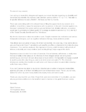 Disability Appeal Letter - Cover Letter Resume Ideas - tedata us