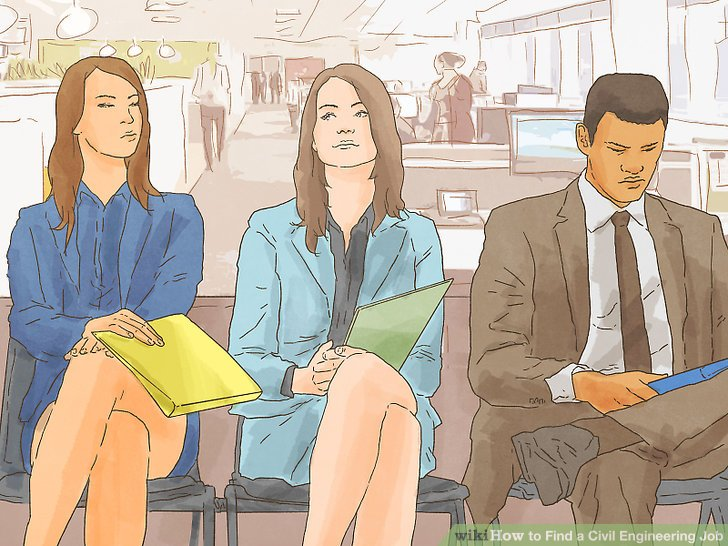 Attend any interviews you're given.