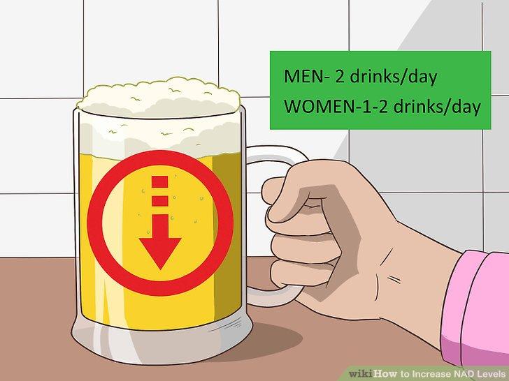 Gerekirse alkollü içecekleri azaltın.
