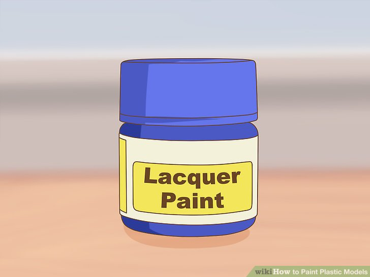 Get to know lacquer paint.