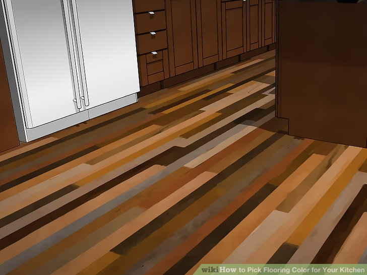4 Ways to Pick Flooring Color for Your Kitchen