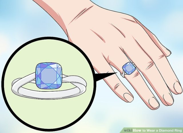 Wear a Diamond Ring Step 3.jpg