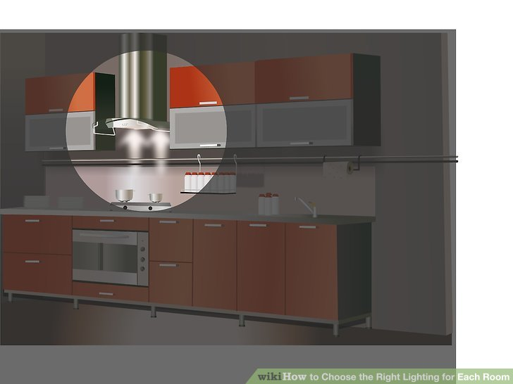 Illuminate your special home objects, architectural detail, or food presentation areas with track or recessed lighting.