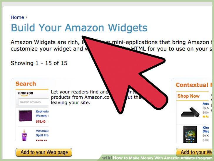Fügen Sie Ihrer Site Widgets hinzu.