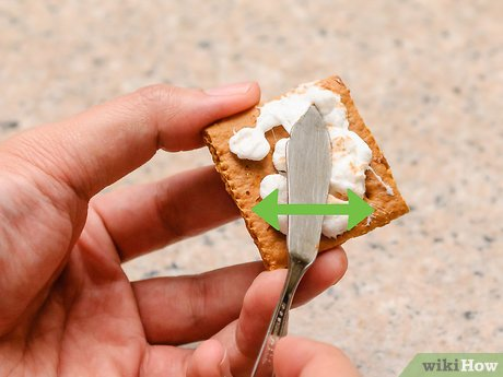 how to make smores in a microwave
