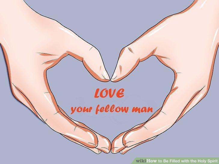 Adamını sev.